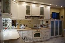 Кухни на заказ от мебельной фабрики «Александра СПб»